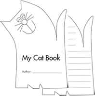 cat worksheets for kids