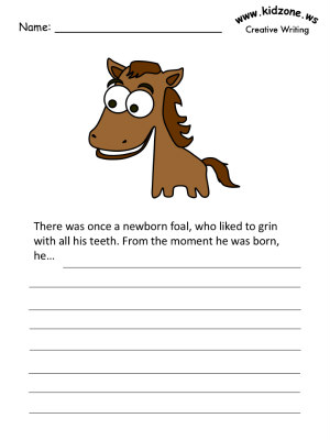 photo about Horse Worksheets Printable identify Horse Producing Proposed