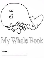 printable whale activities