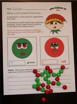 math worksheet : math activity worksheets : Holiday Math Worksheet